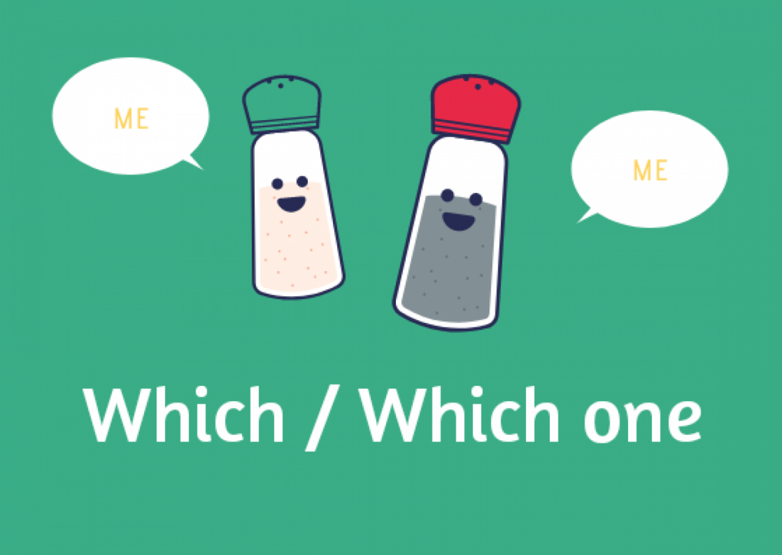 การใช้ Which / Which one รวมตัวอย่างประโยคและคำแปล